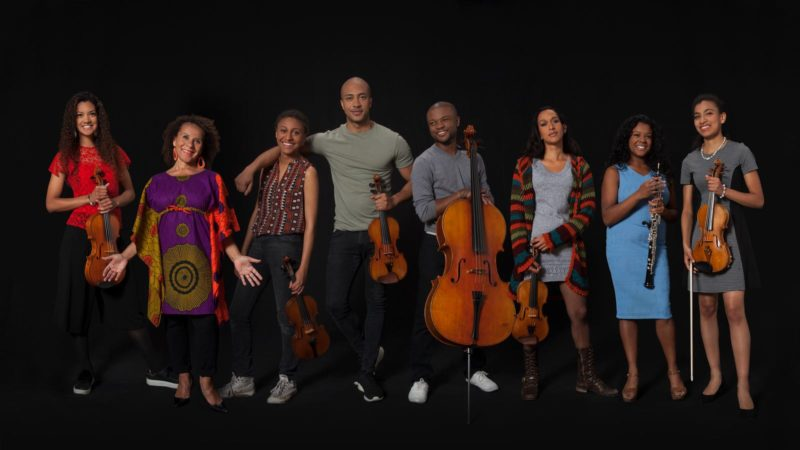 Chineke! Orchestra honours Paul Stephenson at Malcolm X Centre